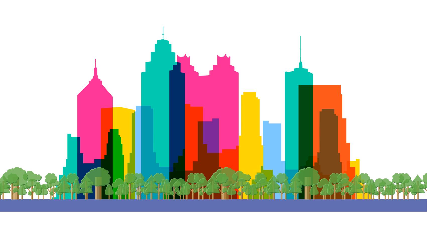 AtlantaSkylineTrees-DeccoNarrow